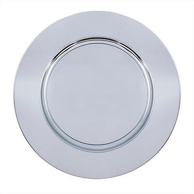 charger plate 12 312 chrome 1 each