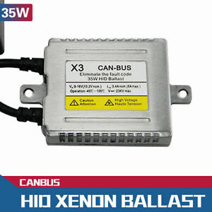 HID Xenon light conversion kit special Canbus