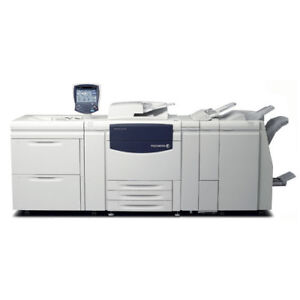 Xerox 770 700i Digital Color Press Print Shop Printing System