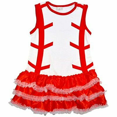 Unique Baby Girls Baseball Dress Outfit](Unique Girl Dresses)