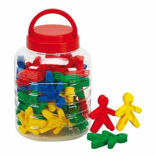 Creation Station Play People Pack of 36 CW7500