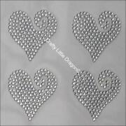 Diamonte Hearts