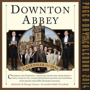 Downton Abbey 2014 Page-a-Day Calendar, Workman Publishing, Good Book