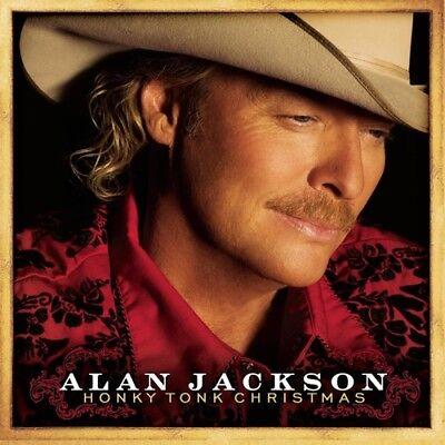 Alan Jackson - Honky Tonk Christmas [New CD] ()