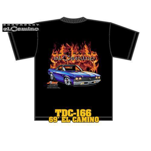 f2ec321f El Camino Shirt | eBay