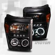 2011 F250 Headlights