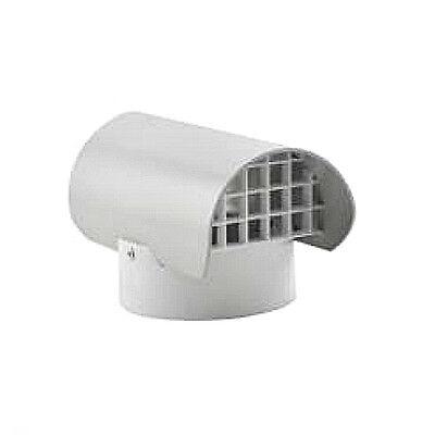 4 inch pvc rain caps radon fans