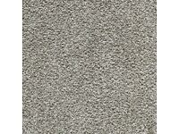 Thick silver saxony carpet 9ft by9ft