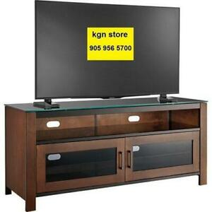 *no tax* Daniel Bench TV Stand for TVs up to 60 - Dark Cocoa Model #: NS-HWMG1754M-C