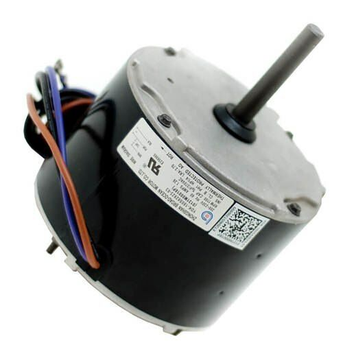 Goodman Amana Condenser Fan Motor 0131M00009PSP, 1/6 HP, 840 RPM, 208-230V