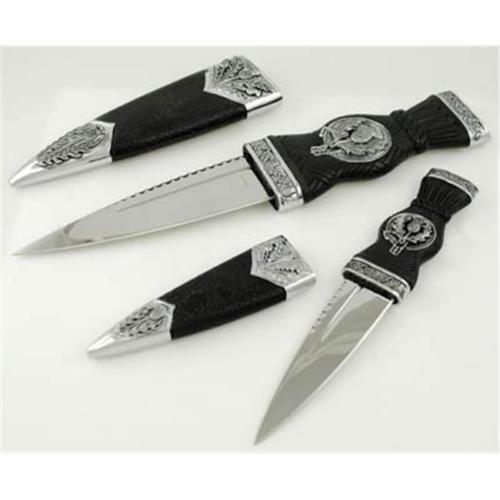 Two Piece Scottish Sgian Athame Set Wholesale Wiccan Witchcraft Supply Store