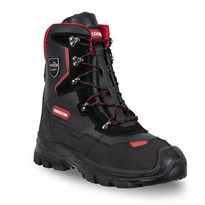 Oregon Yukon Class 1 Leather Chainsaw Protective Boot,10.5 UK (45 EU) (11 US)