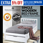 Modern Timber Trundle Beds