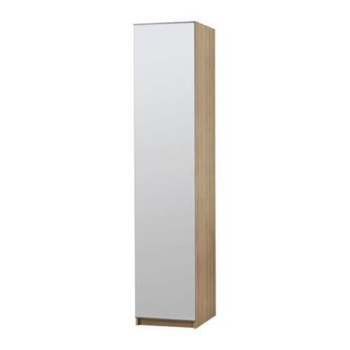 Single pax mirrored wardrobe ikea in mirfield west yorkshire gumtree - Ikea armoire with mirror ...
