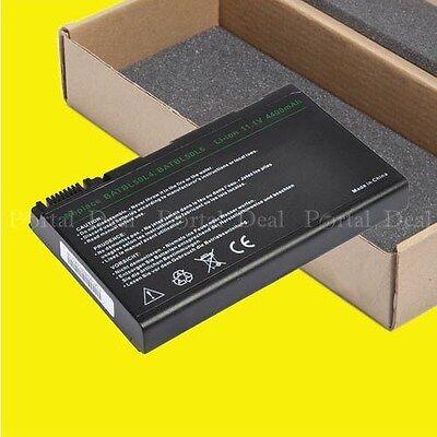 New Battery for Acer Travelmate 3900 4200 4230 4280 2450 2490 BATBL50L6 Acer Batbl50l6 Battery