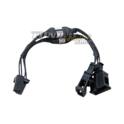 For Original Audi LED License Plate Light #5 Canbus Adapter Cable Loom