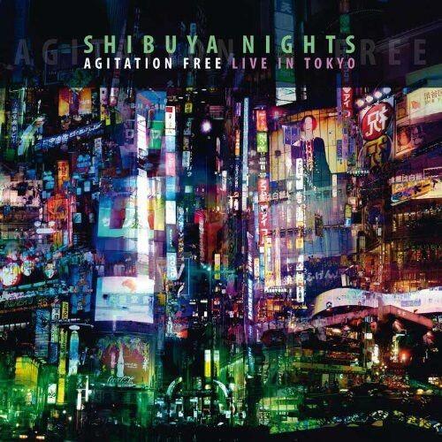Agitation Free - Shibuya Nights [New CD] Deluxe Edition