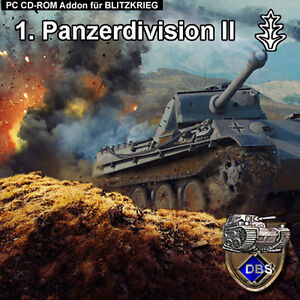Blitzkrieg Addon 1. Panzerdivision II