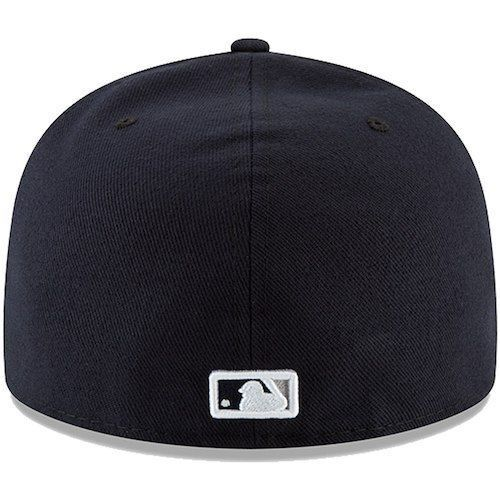 new product b8480 5872f NEW YORK YANKEES NEW ERA 2018 POSTSEASON SIDE PATCH 59FIFTY FITTED HAT -  NAVY