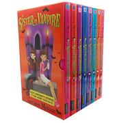 My Sister The Vampire Books