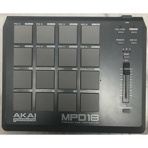 Akai mpd 18 drum sampler midi | in Leicester, Leicestershire | Gumtree