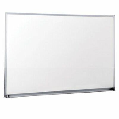 Universal Dry Erase Whiteboard 36 X 24 Aluminum Frame Each Unv43623