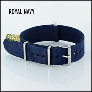 Military Watch Strap 18mm