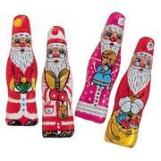 Weihnachtsmann Schokolade