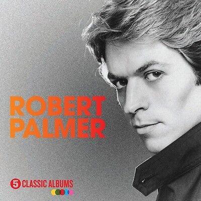 Robert Palmer   5 Classic Albums  New Cd  Uk   Import