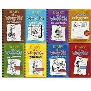 Diary of A Wimpy Kid Books Set