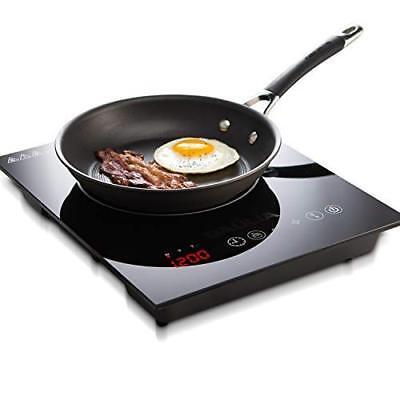 Baulia SB816 Induction Cooker Single Touch – 1800-Watt Cou