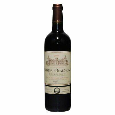 Chateau Beaumont Haut-Medoc trockener Rotwein fruchtig 750ml