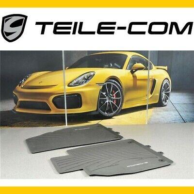 Auto Hundedecke Autoschondecke Rücksitzschutz kompatibel für Porsche Cayenne
