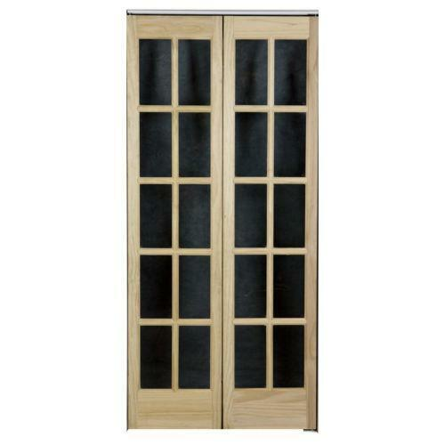 Interior french doors ebay - Lowes prehung interior french doors ...