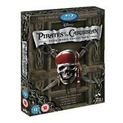 Pirates of The Caribbean Blu Ray
