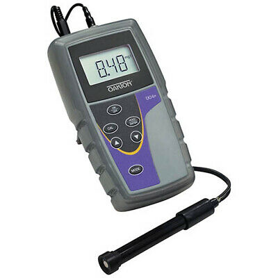 Oakton Wd-35643-13 Do 6 Dissolved Oxygen Meter With Probe Nist