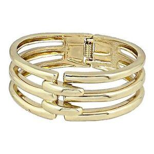 Gold-Designer-Bracelet-Bangle-Cuff-Stainless-Steel-Womens ...