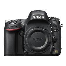 Nikon D610 Digital SLR Camera 24.3 MP CMOS FX-Format Body Only