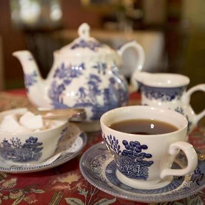 Decaf Amaretto Liqueur Flavored Tea Loose Leaf Green or Black -