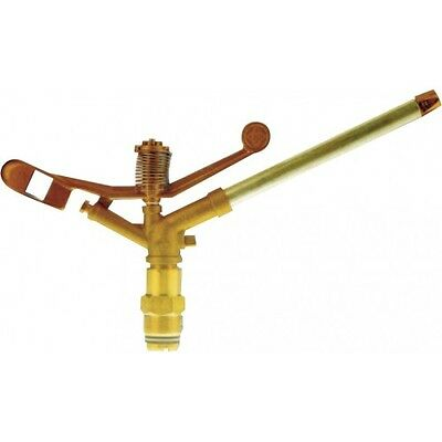 Vyrsa 155-BRASS IMPACT SPRINKLER BODY 32mm Male,Full Circle, 700kPa Max Pressure