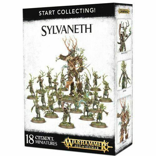 Games Workshop - Warhammer Age of Sigmar  - Start Collecting - Sylvaneth