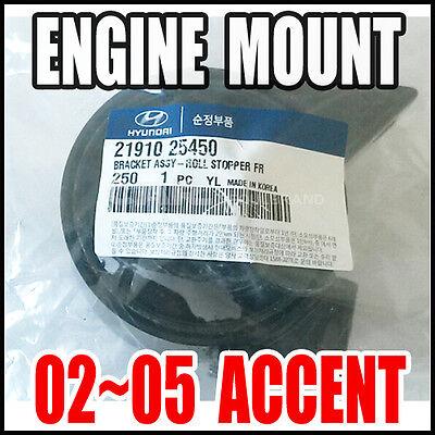 4pcSet Motor Trans Mounts fits Hyundai Sonata 2.4L Automatic 2002 2003 2004 2005