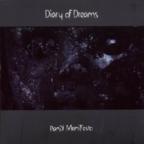 DIARY OF DREAMS - PANIK MANIFESTO  CD NEU