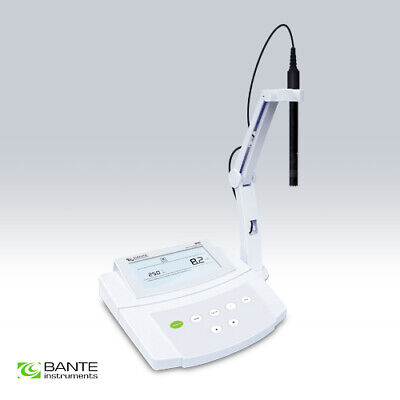 Bante810 Benchtop Dissolved Oxygen Meter Accuracy 0.5mgl No Electrode Included