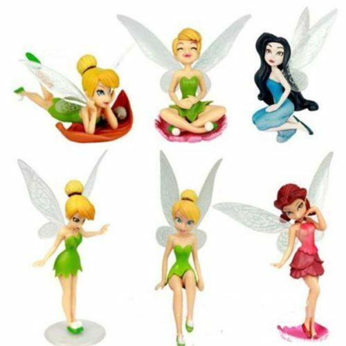 Disney Princess Cake Topper Set Uk