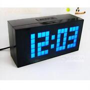 Big LED Clock
