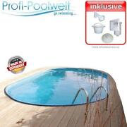 Wehncke quick up pool ebay for Quick up pool oval