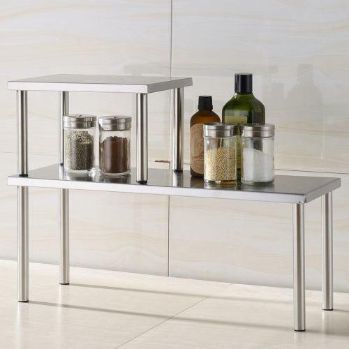 Kitchen Shelf Metal: Stainless Steel Shelves Kitchen