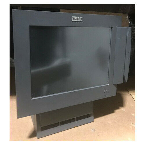 "IBM 4851-514 12"" Touchscreen Terminal 1.2GHz, SATA"
