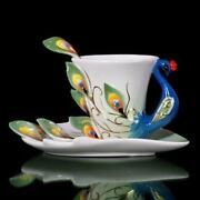 Porcelain Peacock